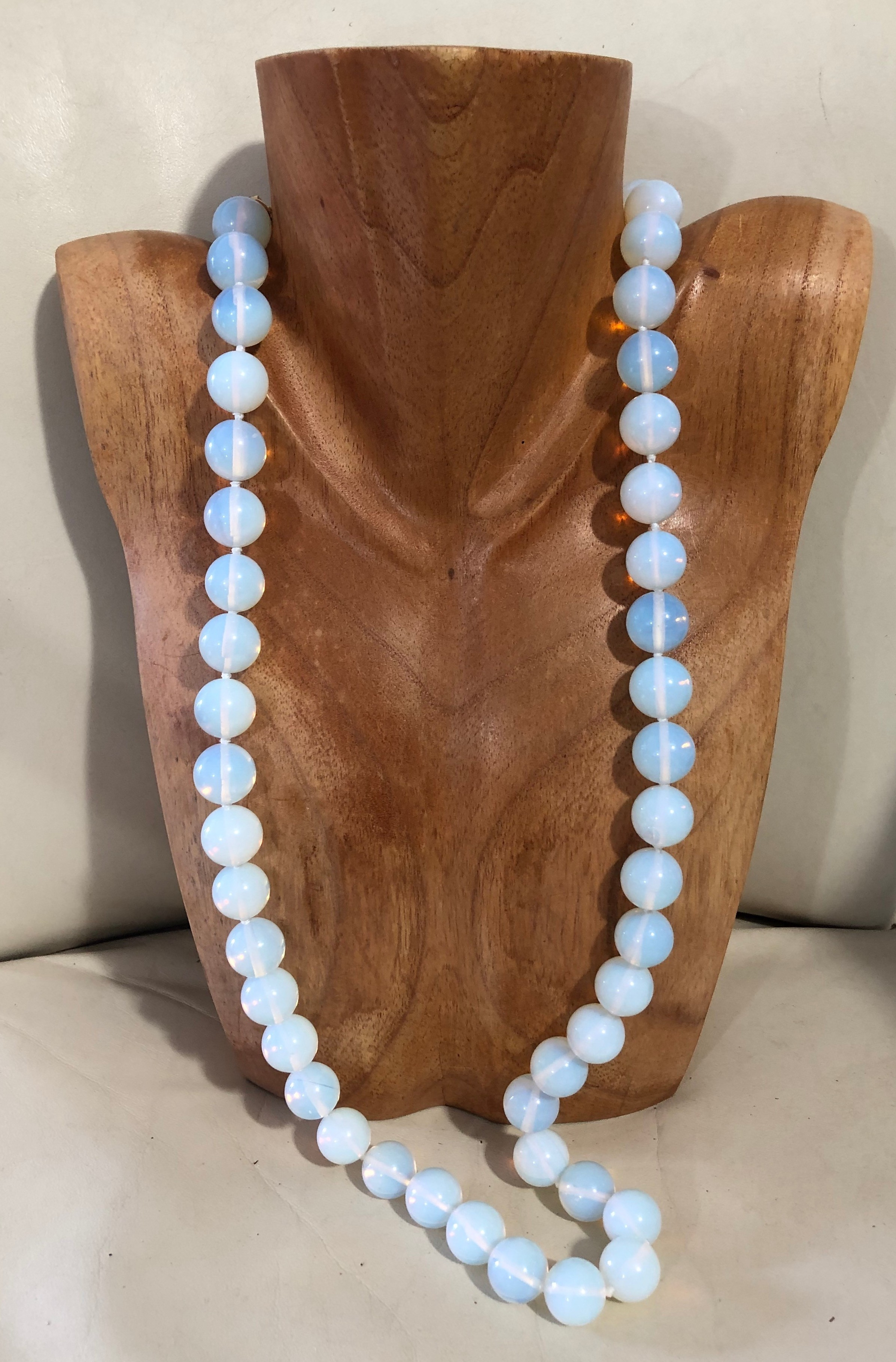 Luncheon Opal Necklace