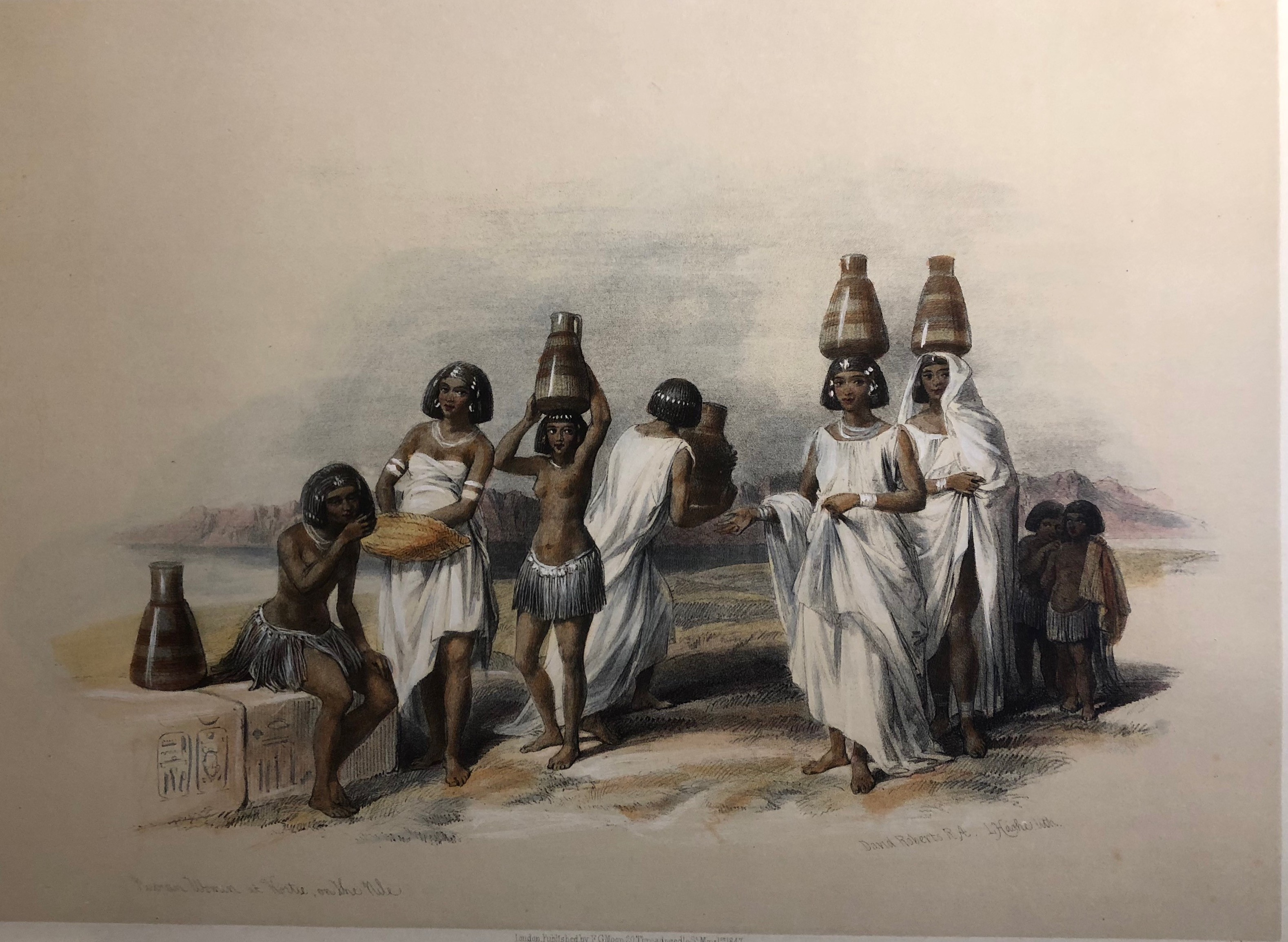 Nubian Women at Korti