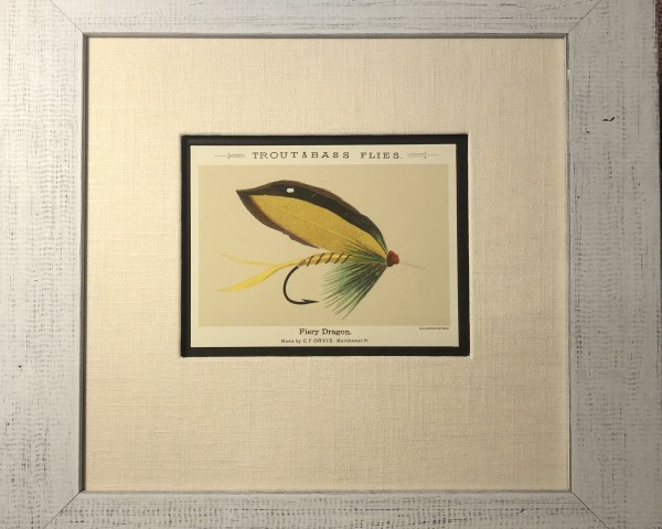 Art > Historic Orvis Fishing Flies Prints